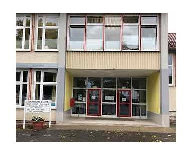 Eingang Gs Luthe©Grundschule Luthe